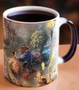 MMUG038-thomas_kinkade_beauty_and_the_beast_falling_in_love_heat_sensitive_mug_back