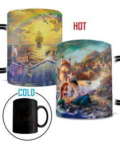 MMUG039-thomas_kinkade_the_little_mermaid_morphing_mugs_heat_sensitive_mug_catalog