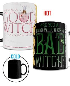 MMUG062-the_wizard_of_oz_good_witch_bad_witch_morphing_mugs_heat_sensitive_mug_catalog