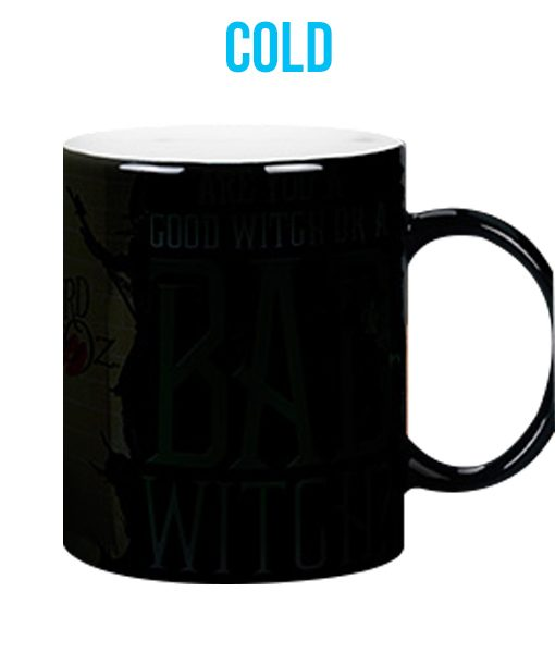 Wizard Of Oz Good Witch Travel Mug Pink