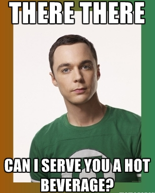 Sheldon Cooper Beverage