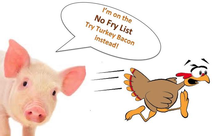 No Fry List