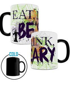 MMUG243-halloween_eat_drink_be_scary_morphing_mugs_heat_sensitive_mug_catalog