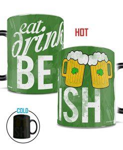 MMUG366-st_patricks_day_eat_drink_be_irish_morphing_mugs_heat_sensitive_mug_catalog
