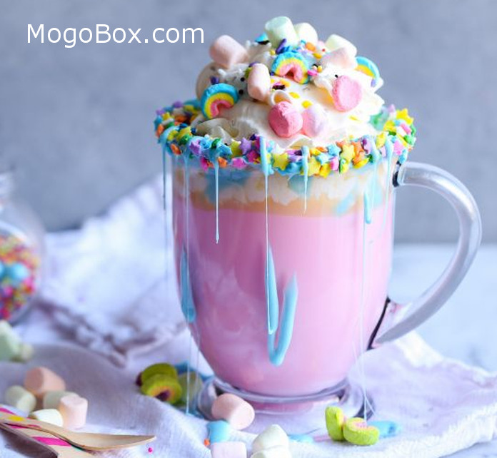 Pink Food Coloring – MogoBox