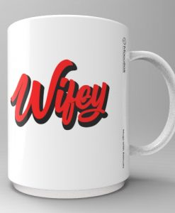 Happy Wife Happy Life (Red Heart) Back