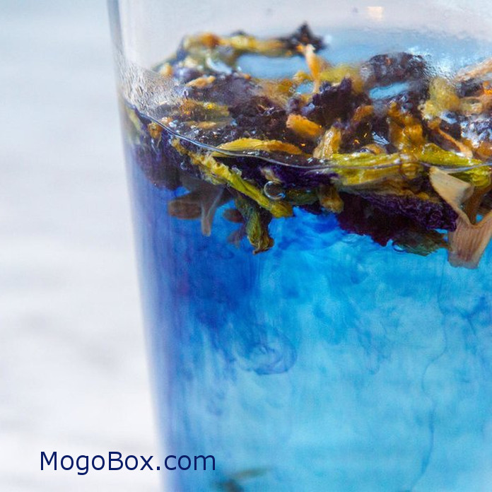 Color Changing Erfly Pea Flower Tea