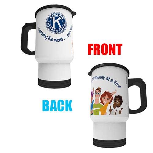 Improve Mug World Travel The Kiwanis L354ARj